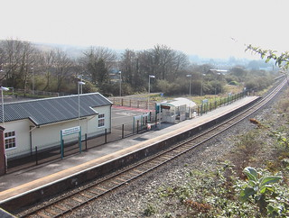 Fishguard & Goodwick station in 2013