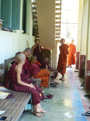 M16-Mandalay-Quartier des moines-Moines (6)