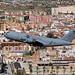 Royal Air Force Boeing C-17A Globemaster III ZZ177 visual circuit of RAF Gibraltar by Mosh70