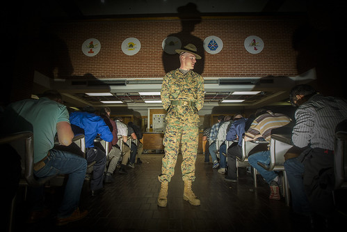 Fox Company – Receiving – Feb. 23, 2016 | by MCRD Parris Island, SC