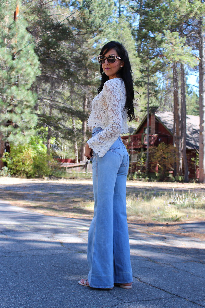 Flares and Lace 11