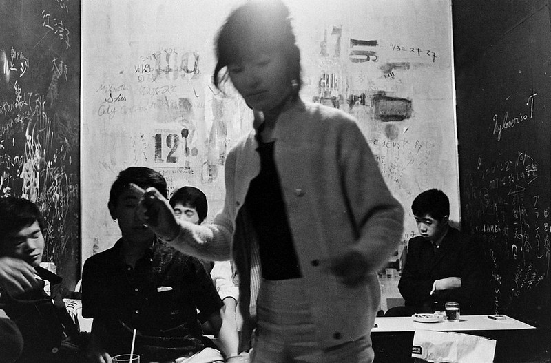 1964年,日本青年叛逆的一代2