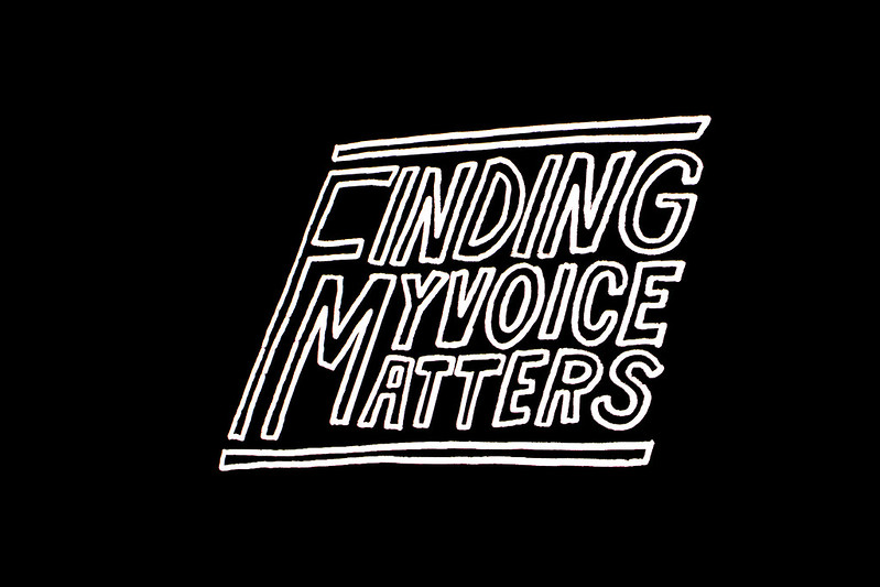Finding My Voice Matters by Timothy Goodman at Graphika Manila 2016 Photo by Sundae Scoops