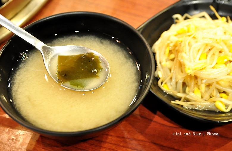 柳家韓式料理公益路14