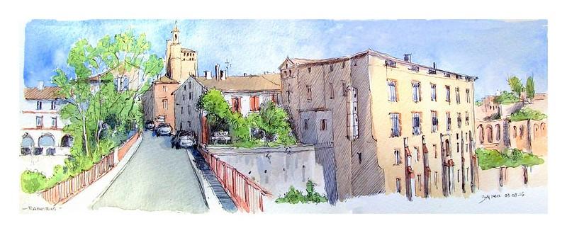 Rabastens - France