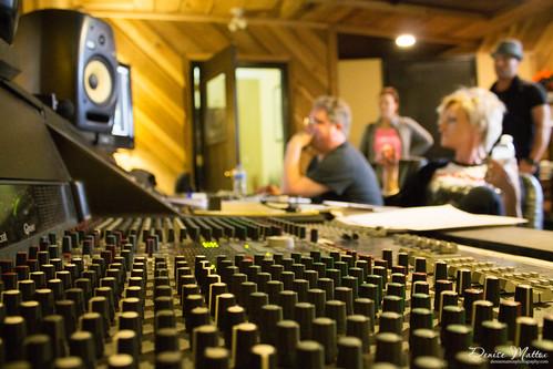 Rick Tiger Studio Session