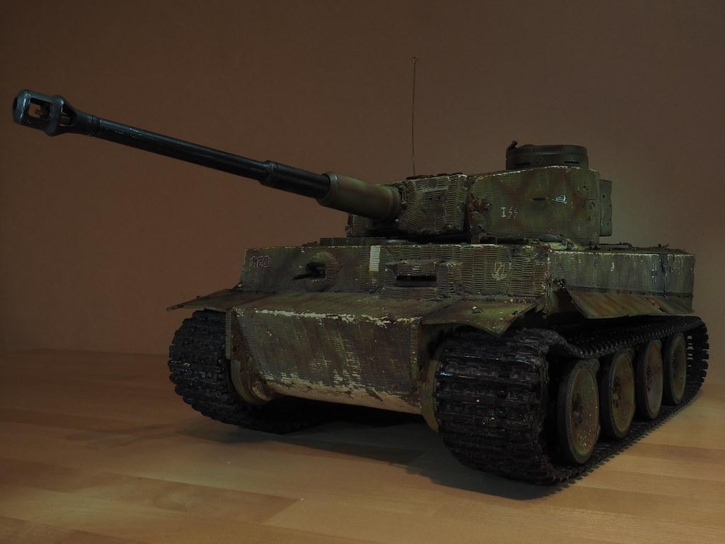 Petra, il mio Tiger I 25730700123_316e30179c_b