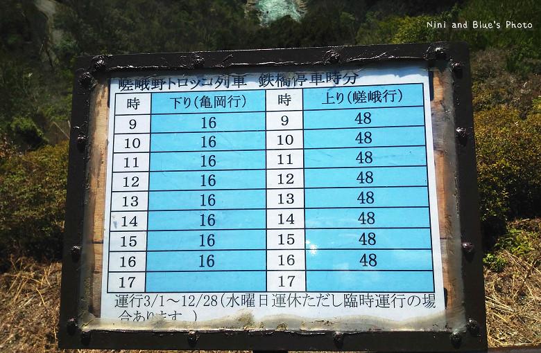 日本嵐山高雄保津川32