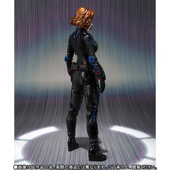 S.H.Figuarts 《復仇者聯盟2:奧創紀元》 黑寡婦