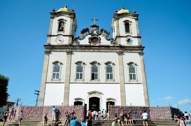 Igreja de Nosso Senhor do Bonfim, Salvador - BA {março 2016}