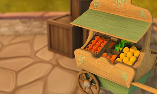 Bright Haven: Produce