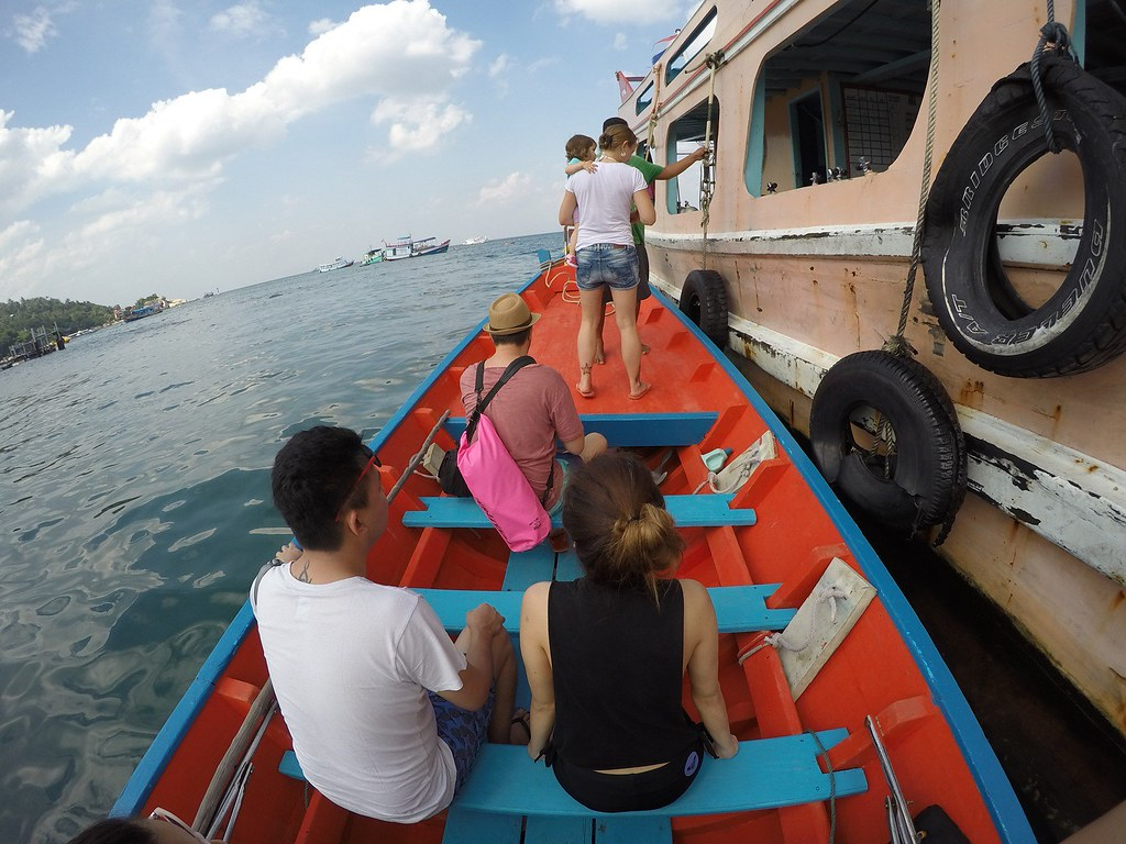 Boat Charter to Koh Nang Yuan