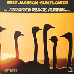 MILT JACKSON:SUNFLOWER(JACKET A)