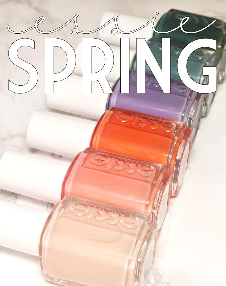 essie spring collection 2016 copy