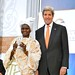 Secretary Kerry Presents the 2016 International Women of Courage Award to Fatimata M'baye of Mauritania