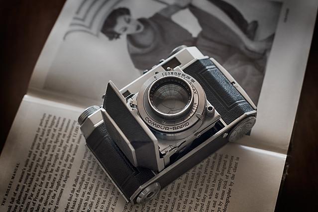 Kodak Retina II, or small is beautiful!