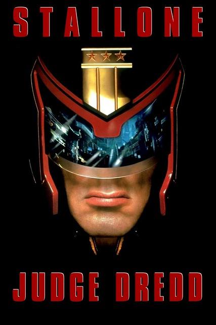 (1995) Judge Dredd