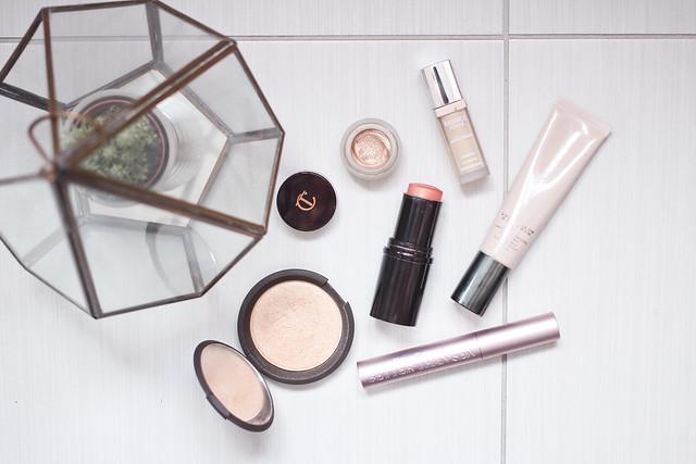 spring makeup edit