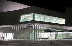 MAXXI Museo Nacional de Arte del siglo XXI