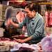 Wan Chai Street Butcher IV by Stefan Bock