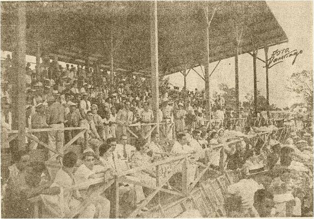 Estadio de béisbol Trinidad y Hermanos, de Cienfuegos