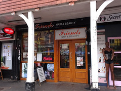 Picture of Friends Hair And Beauty, 37 Surrey Street