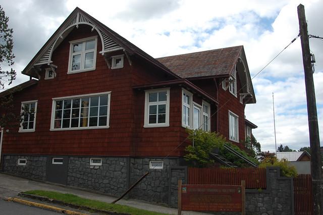 Casa Rehbein, Puerto Varas, Chile