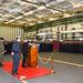 HR/VP Mogherini Visits ITS Cavour - EUNAVFOR MED Op Sophia