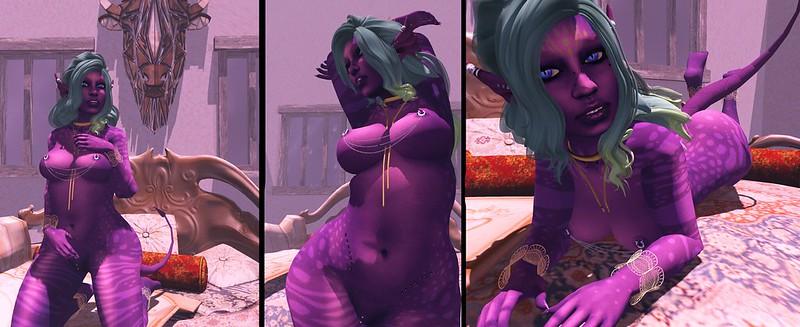 Exotic Concubine [blog]