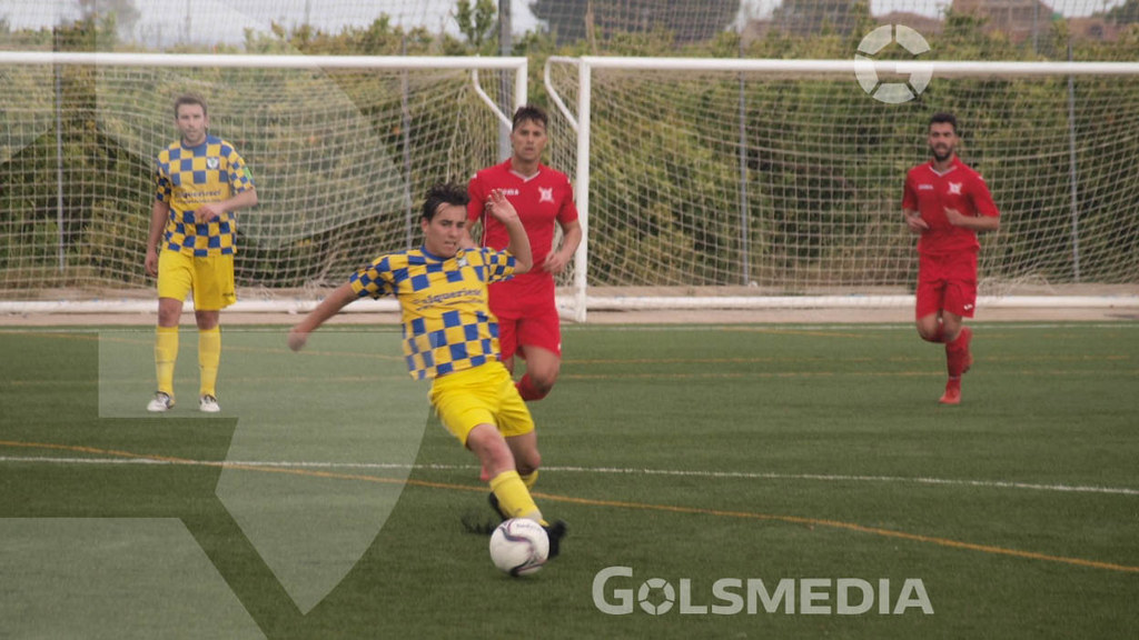 Alqueries CF 5-1 CF San Pedro (23/04/2016), Jorge Sastriques