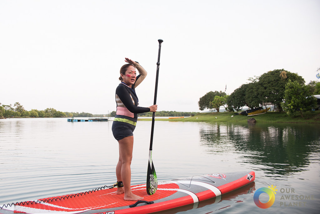 STAND UP PADDLE: Are you Ready for the SUP Craze in Manila? @MichiCalica
