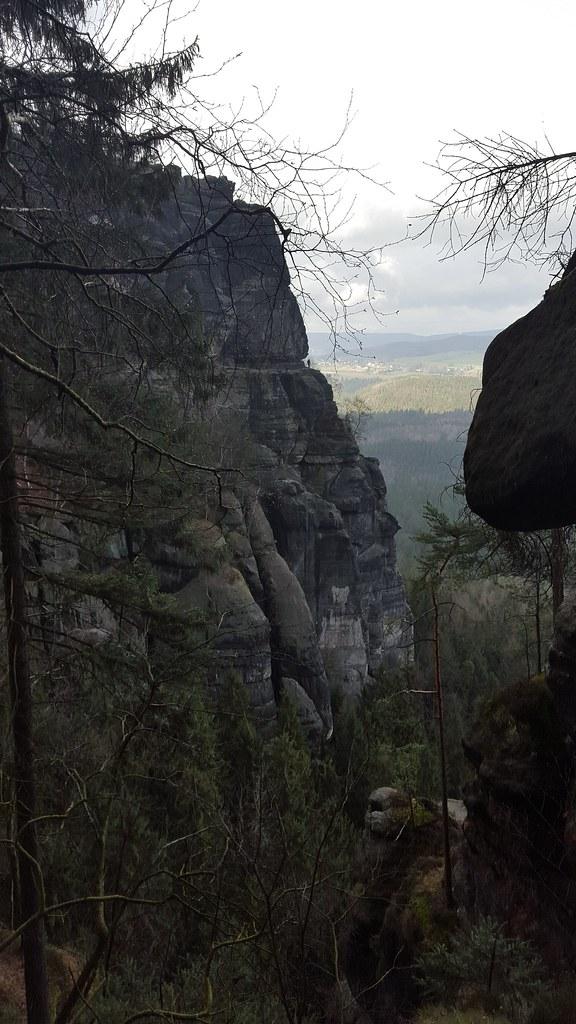 Vandretur - 50 km fra Dresden, Sächsische Schweiz