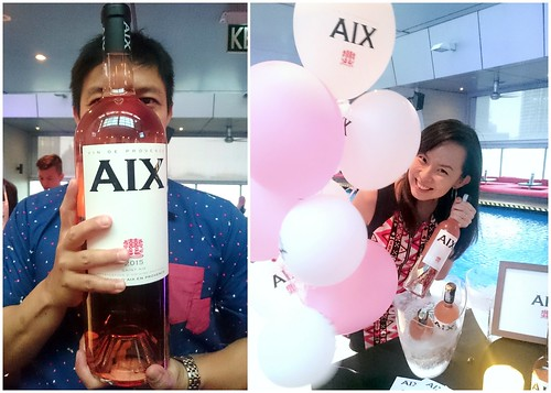 AIX Rosé Wine Media Tasting SkyBarTraders Hotel KL Provence France angeltini blog alcohol booze malaysia jonathan ee laine