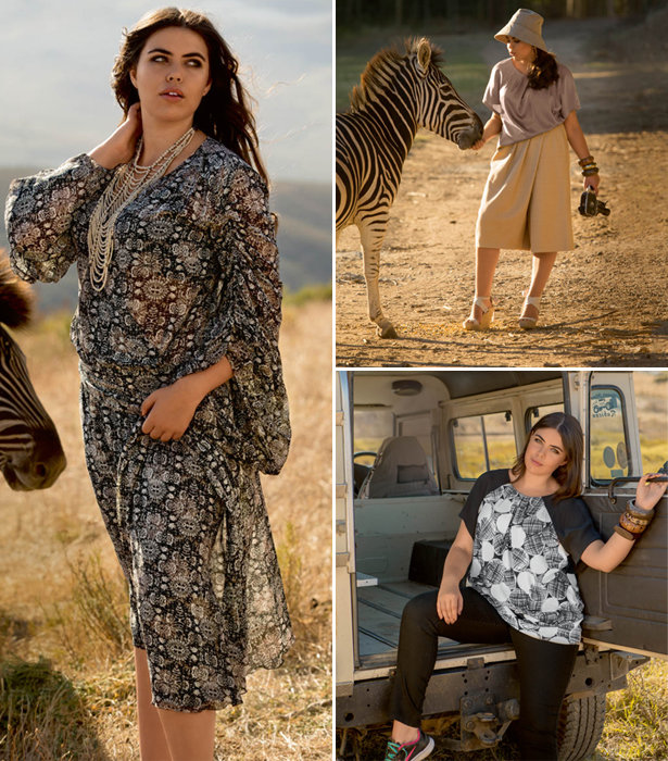 1171a223094b5 Serengeti Dreams  8 New Plus Size Women s Sewing Patterns – Sewing ...