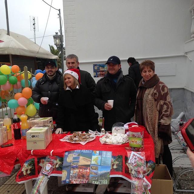 Πρωτοχρονιάτικη εκδήλωση από την Ένωση Ξενοδόχων Παραλίας