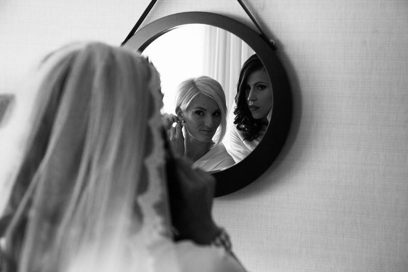 Jessie & Elyse | Kitchener Candid Vintage Inspired Wedding Photography