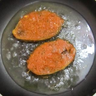 seer fish fry - in pan1