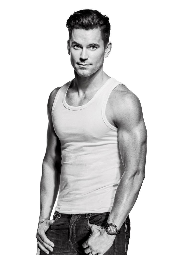 Мэтт Бомер — Фотосессия для «Men's Fitness» 2015 – 4