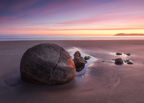Moeraki Twilight