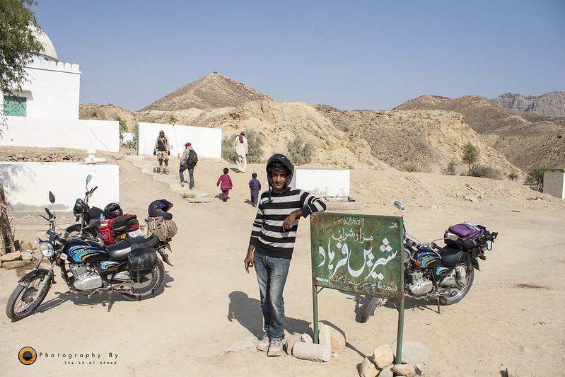 Trip to Cave City (Gondhrani) & Shirin Farhad Shrine (Awaran Road) on Bikes - 24103118301 b912e61e78 c