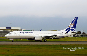 Copa Airlines B737-800 new colors (RD)