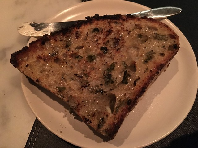 House-made sourdough - Californios