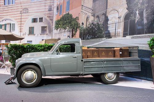 Lancia Appia Camioncino - 1957