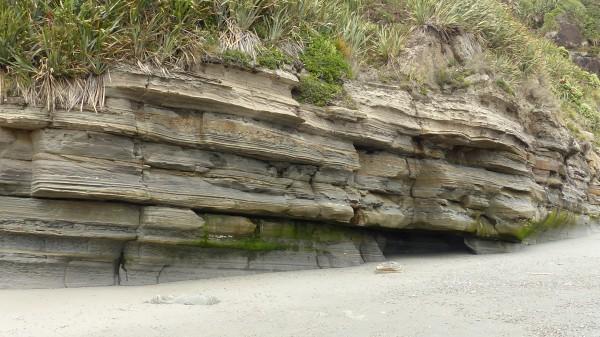 Strates géologiques
