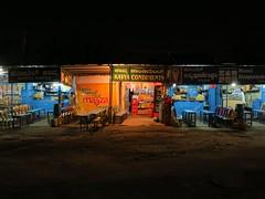 night market, Mysore