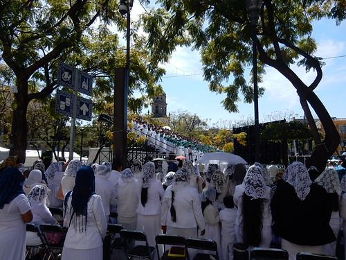 Guadalajara - doopbijeenkomst La Luz del Mundo