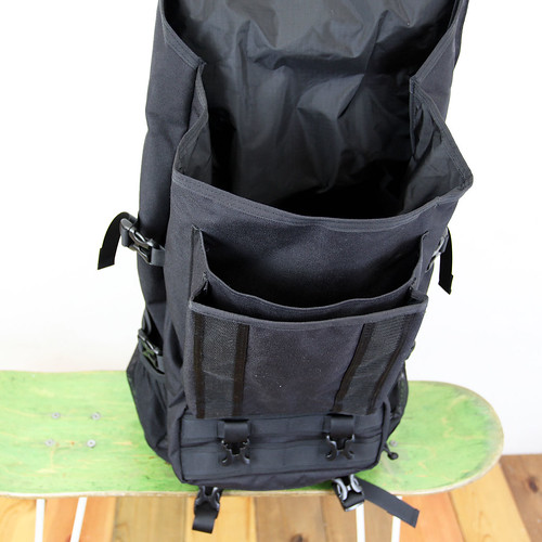 RIDEBAG / GAZELLE / BLACK / No.719