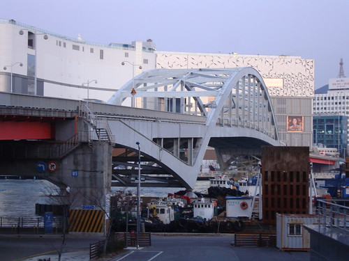 Bridge to Yeongdo, Busan