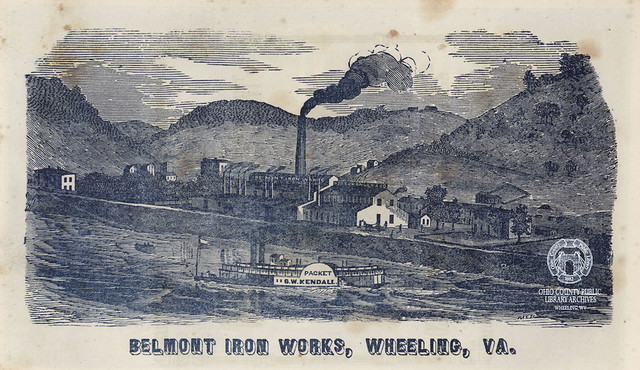 Belmont Iron Works