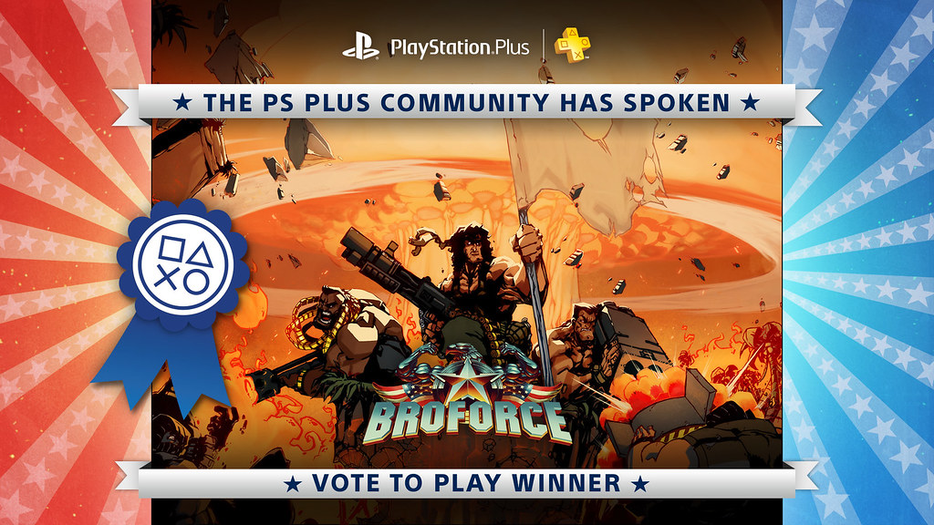 PS Plus Vote to Play Winner, March 2016